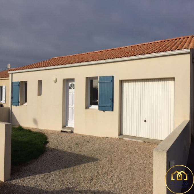 Offres de location Maison Grosbreuil (85440)